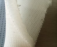 3D home textile mesh for the mattress